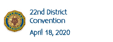 2019 22nd District Convention