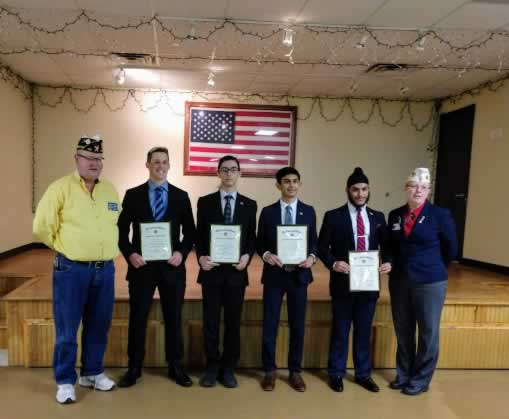 2019 2nd Division Oratorical